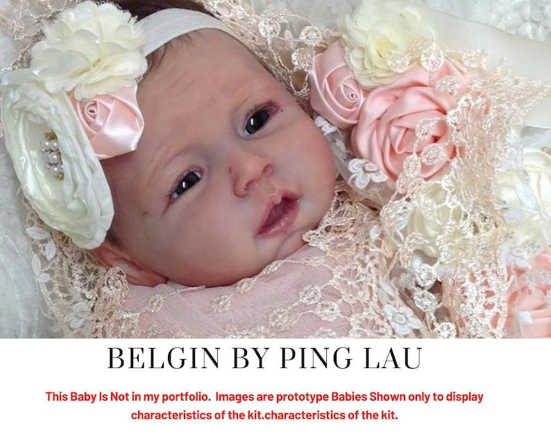 CuStOm Belgin by Ping Lau 20 Inches  Full Limbs image 0