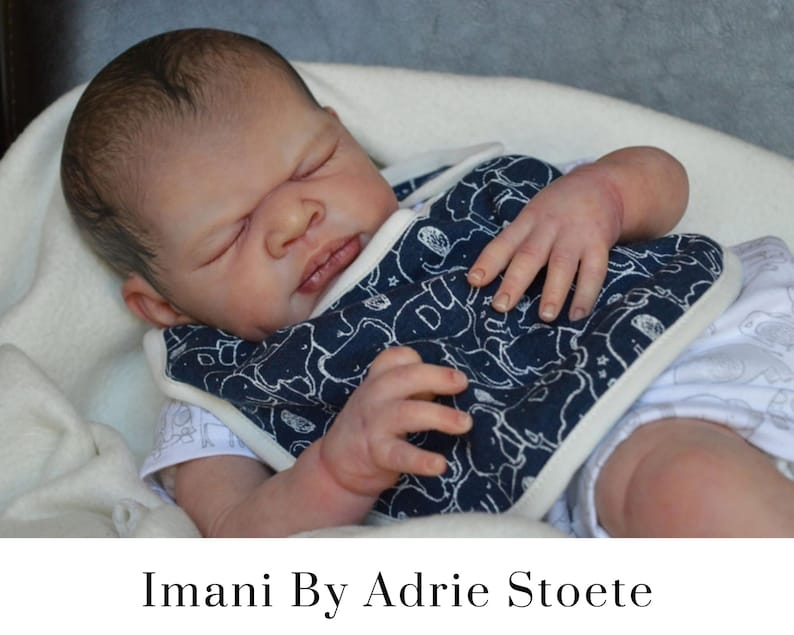 CuStOm Imani by Adrie Stoete 18 Inches  Full Limbs image 0