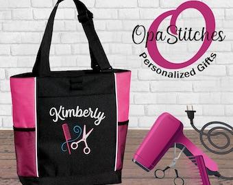 Hairdresser bag hairdresser tool bag hairdresser-scissor bag hairdresser-tool gift for hairdresser bag for hairdressers unisex hairdresser graffiti