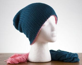 cfa0dcbf01675 Slouchy Beanie - 48 colors available - Reversible Beanie - Pink Beanie -  Blue Beanie - Womens Hats - Mens Beanies - Unisex - Snowboard Gear