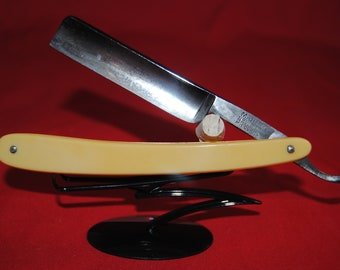 "Early 1900's M. JUNG 11/16"" Straight Razor"
