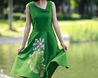 maxi dress womens maxi dresses womens long dress womens plus size dress womens hand painted dress long dresses womens summer dresses