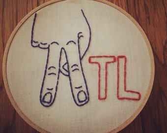 ATL. Atlanta swag