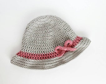Chapeau de soleil de la jeune fille, chapeau de soleil d été, chapeau de  soleil rose, chapeau de soleil gris, chapeau de soleil pour bébés, Baby  chapeau de ... 00a00c015a7