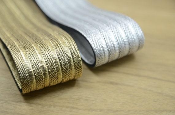 2 50mm éclat large bande élastique par yard garniture   Etsy c2ba36a9a78