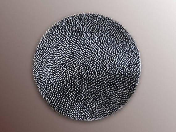 Dekorative Interior Wall dekorative Paneele-Skulptur abstrakte | Etsy