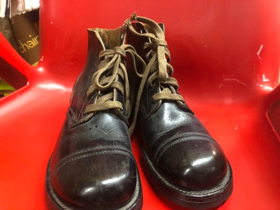 1950s Airforce Combat Boots