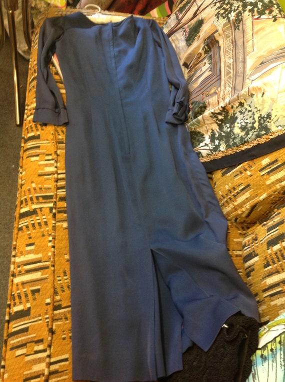 1950s Ceil Chapman Dress - image 8