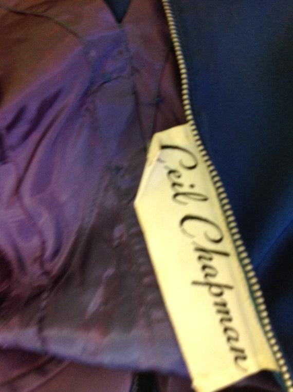 1950s Ceil Chapman Dress - image 3