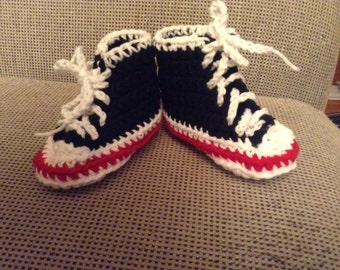 High Top Booties and slippers