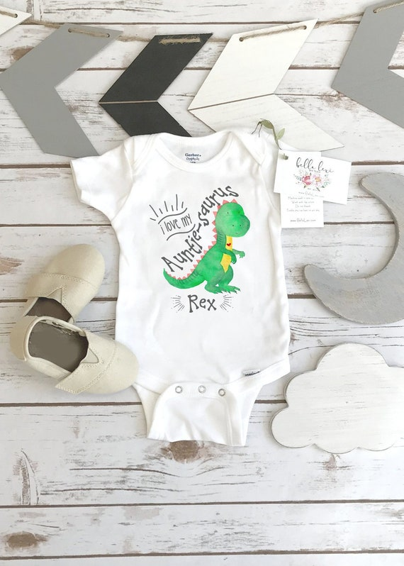 Funny Baby Clothes Unique Baby Gift Aunt Onesie\u00ae Cute Baby Gift Aunt Baby Gifts Aunt Baby Onesie\u00ae Baby Shower Gift Aunt New Aunt