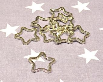 Key ring Star 3, 3 cm