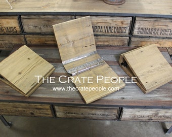 Custom Made RECLAIMED Barn Wood Photo Albums \\ Rustic Albums - YES you can Customize!