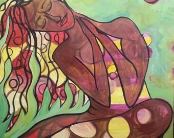 Painting- Pray