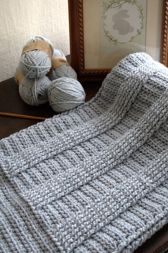 Blanket Pattern Baby Afghan Pattern Crochet Baby Blanket Etsy