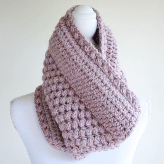 Womens Cowl Pattern Crochet Scarf Pattern Crochet Pattern Etsy