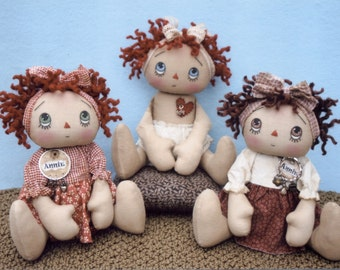 Charming Little Annies