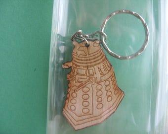 Dalek Keyring