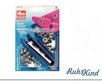 PRYM 673.115 Werkzeug-Set /'Color Snaps/' für Druckknopfzange VARIO 390.900