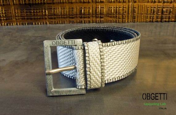 Fashion, Fire Hose Belt, Firehose Gifts, Reversible Belt, Handcrafted Belt, Recycled Fire Hose, Recycled Belt, Handcrafted Gifts, Gift Idea