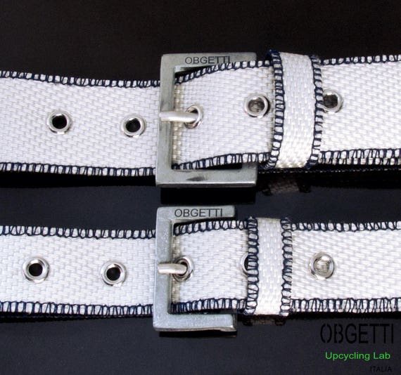 Fire Hose Belt for Women, Unique Belts, Belt Ideas, Handmade Belt, Upcycled Accessory, Recycled Goods, Reversible Belt, Find Gift, Upcycling