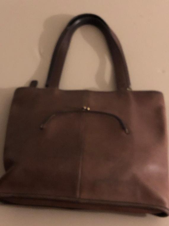 Vintage Coach Bonnie Cashin Handbag - image 1