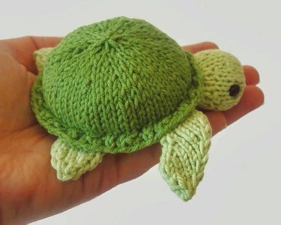 Mini Schildkröte Ausgestopfte Tiere Kleine Plüsch Etsy