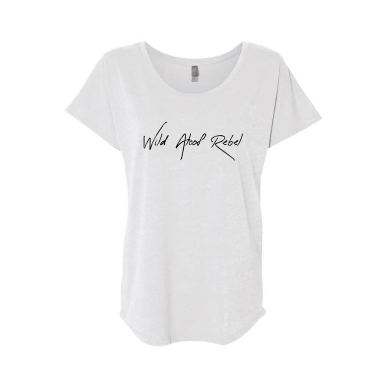 Born To Rebel Funny Kids Childrens T-Shirt tee TShirt