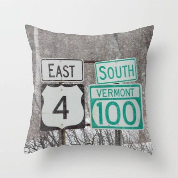 Ski Pillow Eat Sleep Ski Repeat home