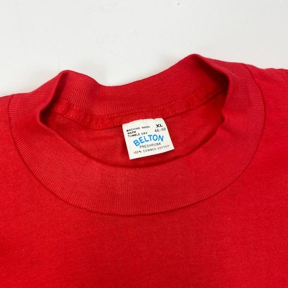 1970s Surf Longsleeve Pocket T-Shirt - image 5
