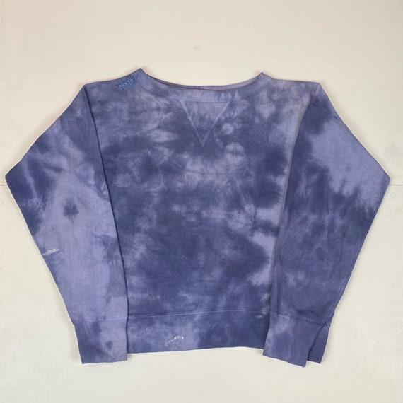 1940s Mayo Spruce Dyed Single V Sweatshirt