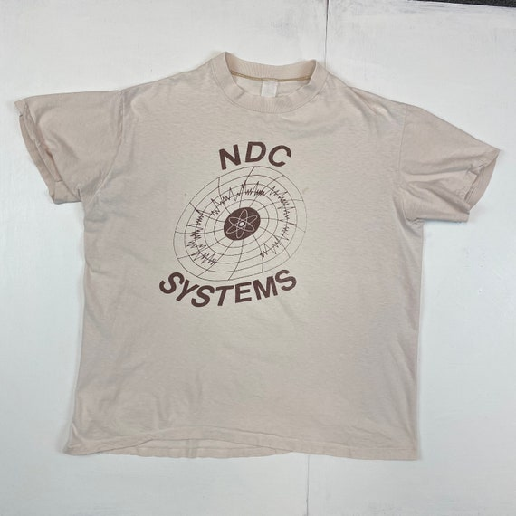 1970s NDC Systems T-Shirt