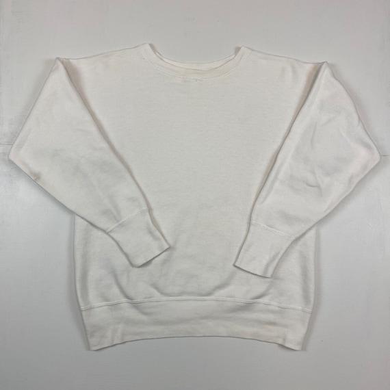 1960s Penneys All Cotton Crewneck Sweatshirt