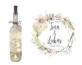 Light bottle Light bottle | WEDDING PRESENT