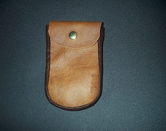 Cell phone, conceal carry,  wallet, leather belt bag