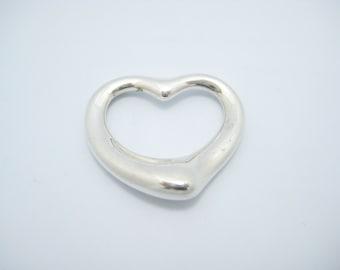 120571068 Tiffany & Co. Sterling Silver Elsa Peretti Large 1