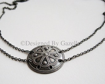Indian Shield Necklace