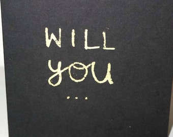 EKone - Will you... ... Move in with me, Valentines Day Card