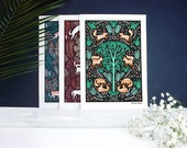 3 A4 Artists Prints Gift Set