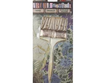 Old Paint Brush Trinket