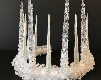 Ice Queen Crown, Ice Queen Costume