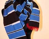 Vibrant  Blue Handmade or...