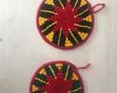 Woven  2 Ethiopian hot pa...