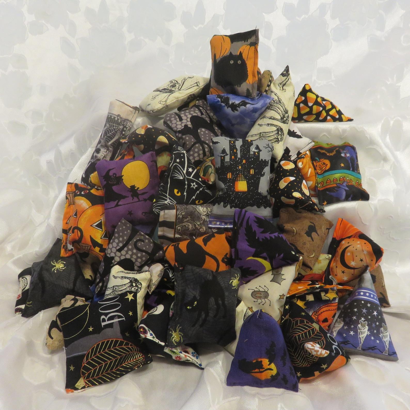 Halloween Baker's Dozen Catnip Toys