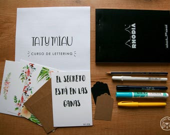 Lettering Course
