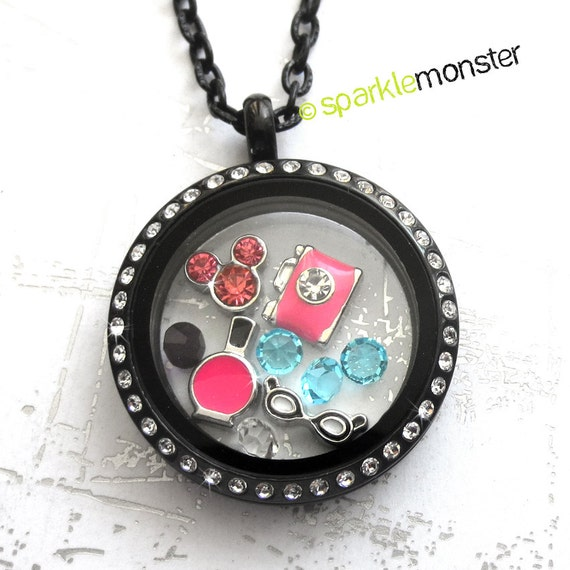 Origami Owl Locket Diy Necklace Fashion Pendant Glass Locket - Buy ... | 570x570