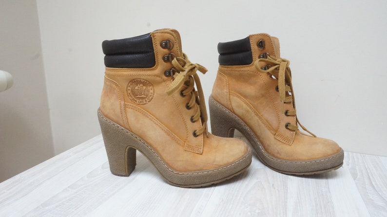 defe0e2c9e42 Panama Jack Spanish ankle booties shoes boots Women tan real