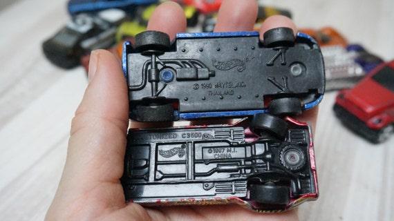 Hotwheels Voiture De Métal Modèle Plastique Camion Die Lot 18 En JKF1cTl