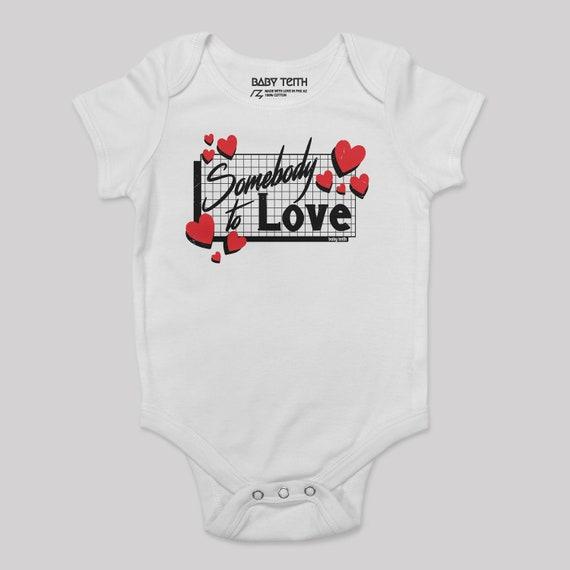 Freddie Mercury Music Band Short-Sleeve Baby Bodysuit Stylish Infant Baby Onesie Gift