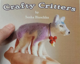 Crafty Critters Booklet